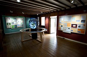 The Earth Room, RSGS HQ in Perth