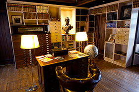 Explorer's Room at RSGS