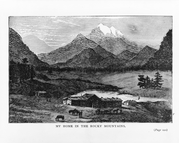 Isabella Bird: 'My Home in the Rocky Mountains'