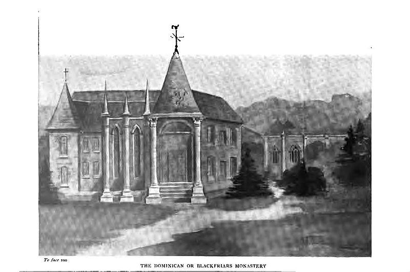 Blackfriars' Monastery, Perth