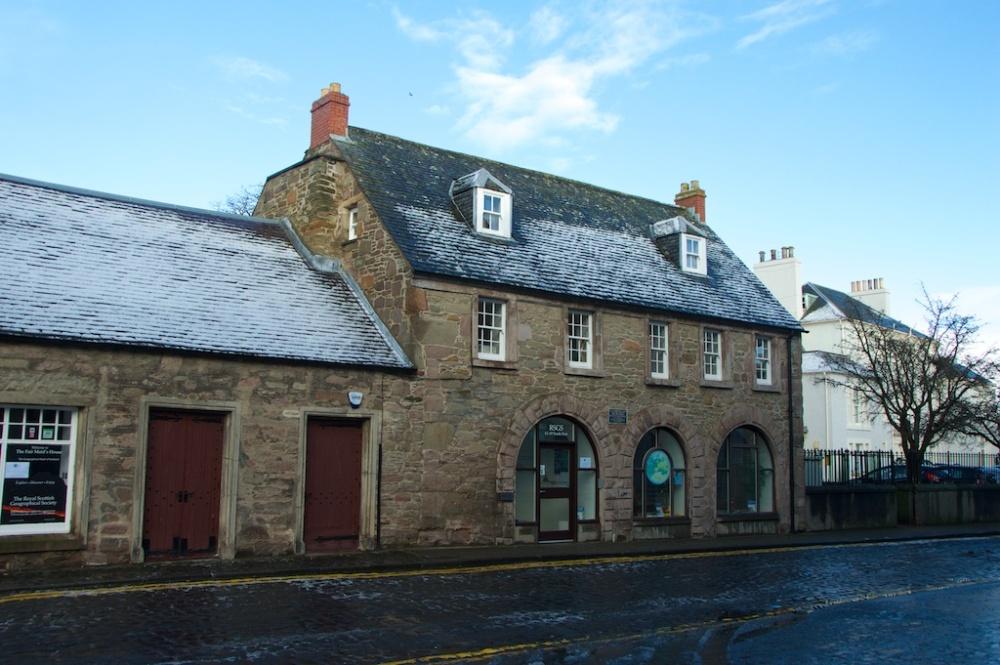 Lord John Murray's House