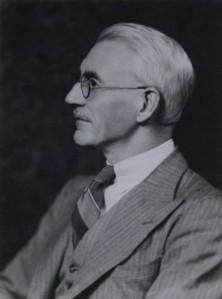 Image courtesy National Portrait Gallery (Elliott & Fry, 1952)