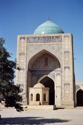 Kalyan Mosque, Bukhara