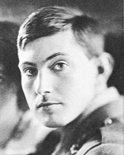 George Mallory, 1915