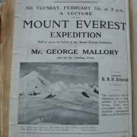 George Mallory - from life to legend