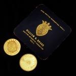 Bruce's Gold Medal