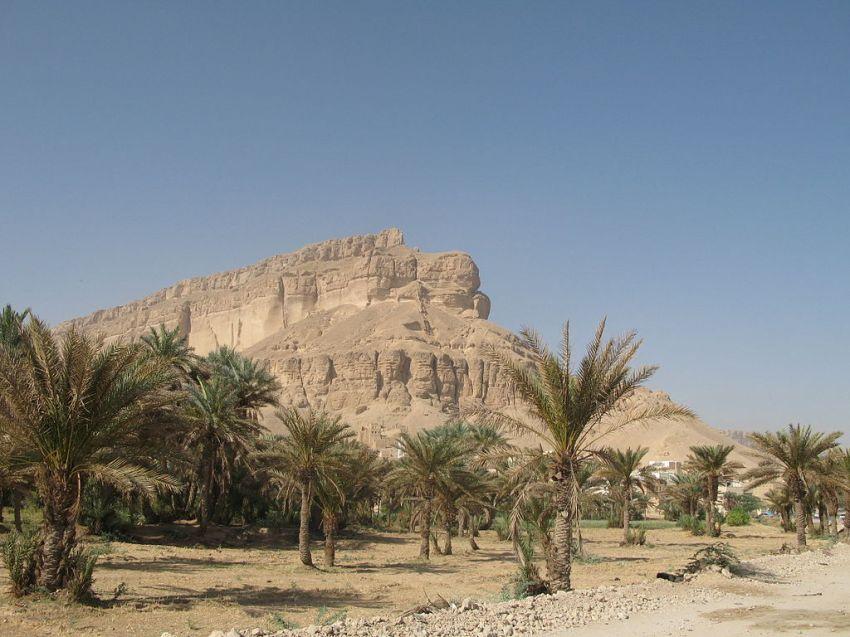 Wadi Hadhramaut