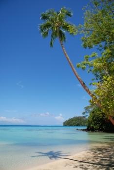 Lagoon, Huahine