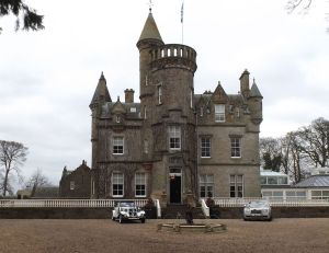 Carlowrie Castle by Peter Cowlishaw