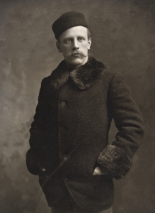 Nansen in 1897 by Bliss Brothers