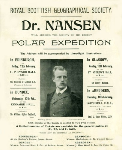 nansen-artefact-flier-for-dr-nansens-talks-1897